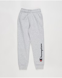 Champion - Script Cuff Sweatpants - Kids-Teens