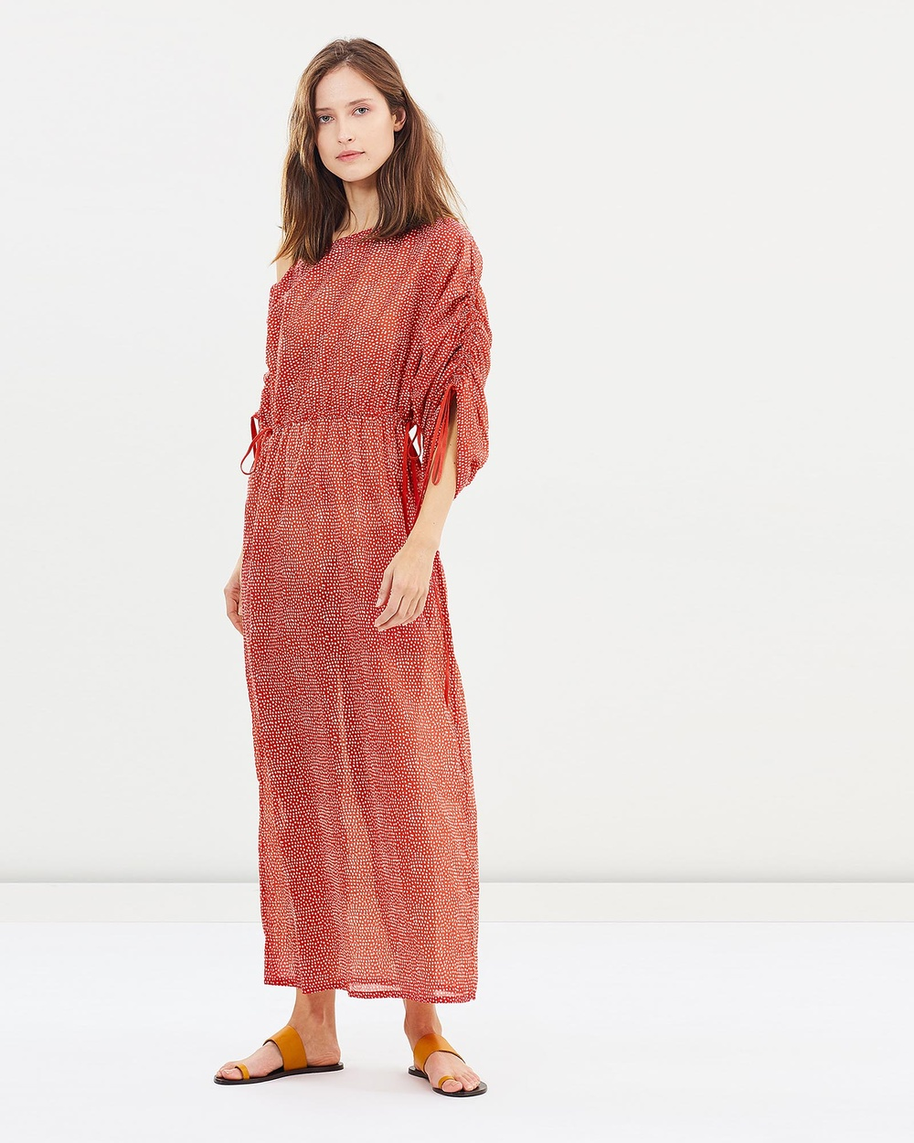 Morrison Print Joie Asymmetrical Dress