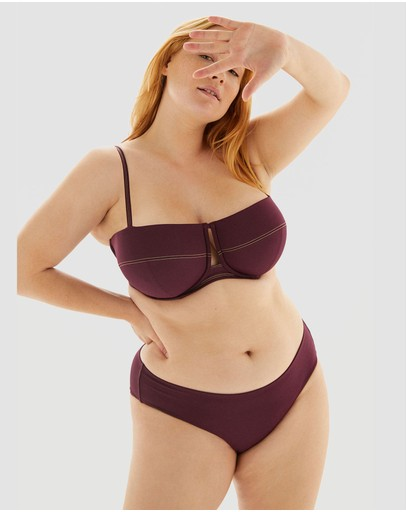 Form and Fold - The Frame Underwire D-G Top
