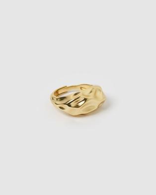 Izoa Phantom Ring - Jewellery (Gold)