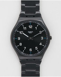 Swatch - SKIN SUIT BLACK