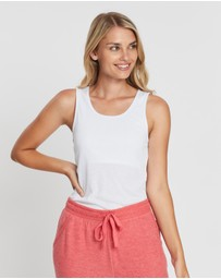 Cotton On Body - Rib Shelf Tank