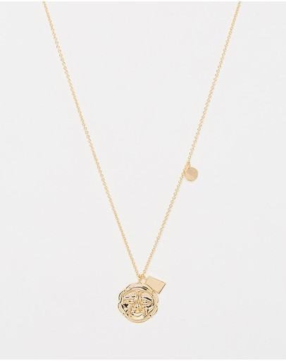 Ycl Jewels I See You Necklace 14k Gold Fill