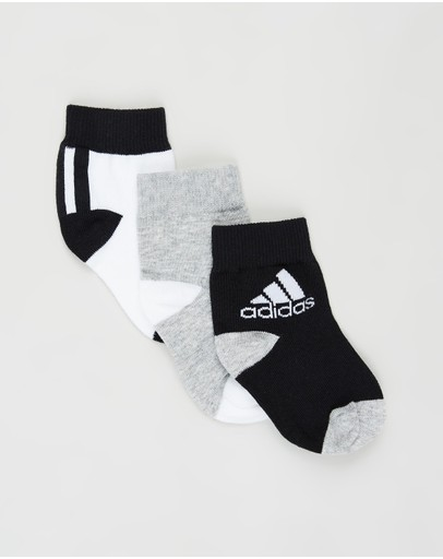 adidas Performance - Ankle Socks 3-Pack - Kids
