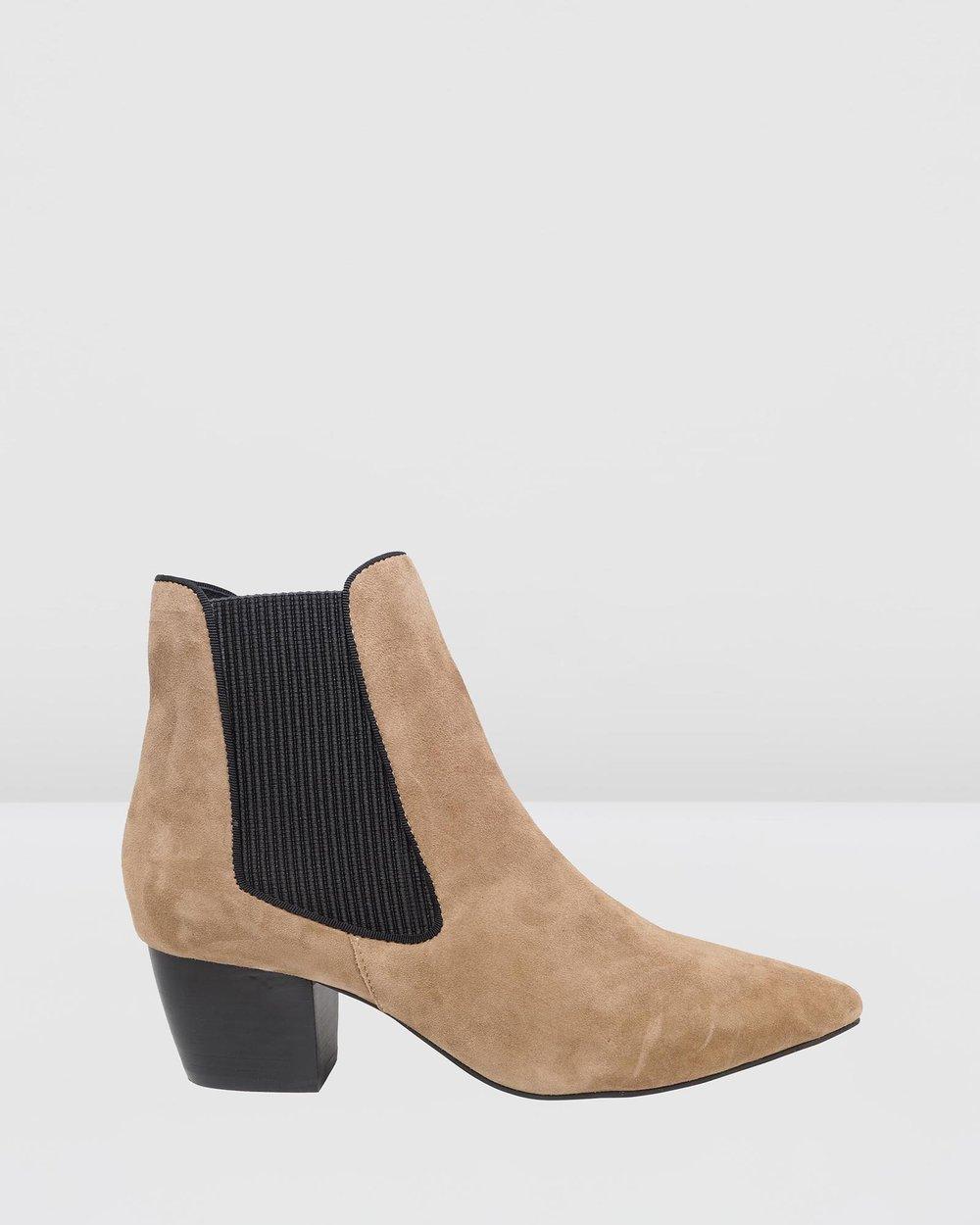 98b66eef6a0818 Ella Boots by Sol Sana Online