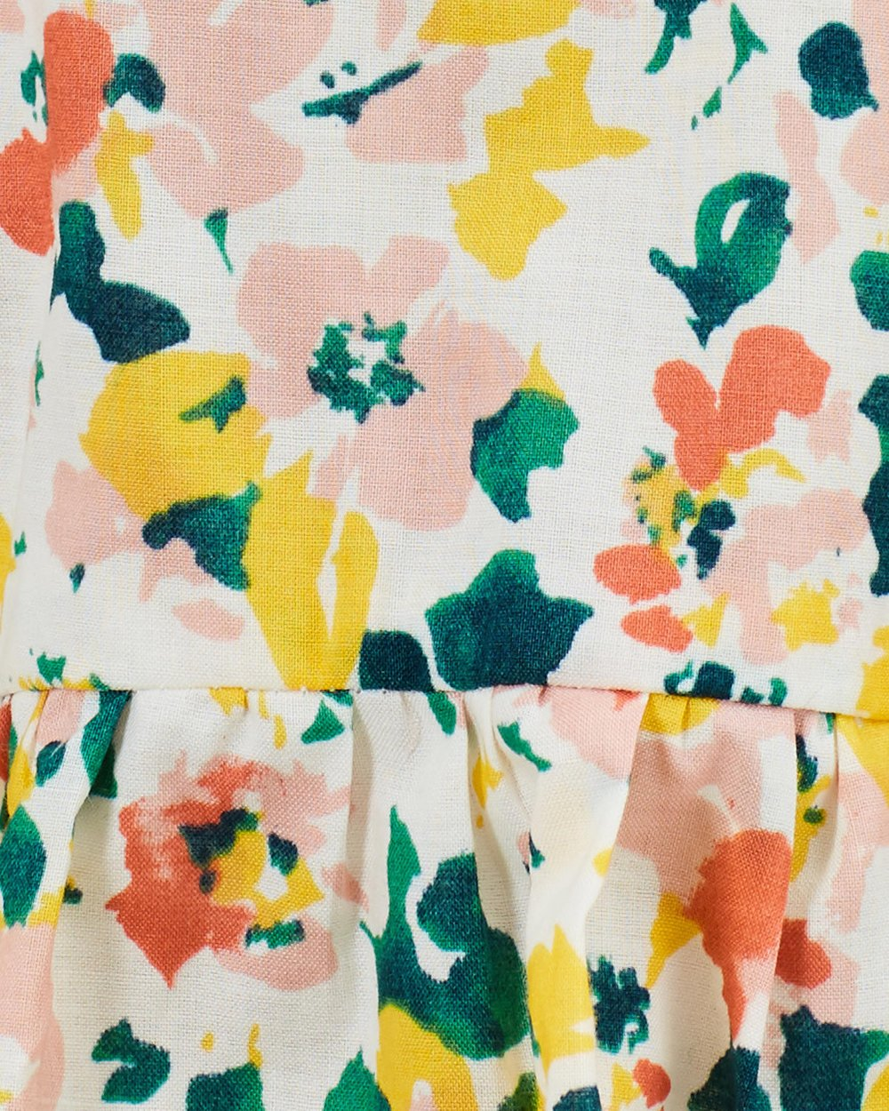 sao miguel floral tie dress by matin online the iconic australia