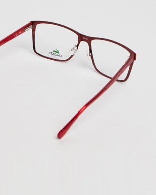 Lacoste L2197 - Optical (Burgundy)