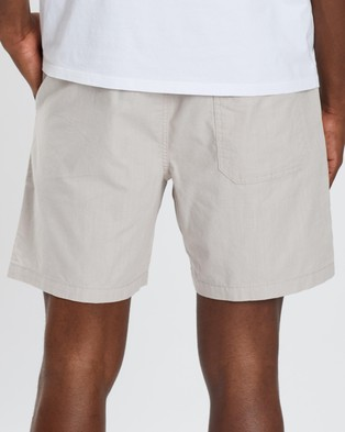 Cotton On Easy Shorts - Shorts (Stone Texture)