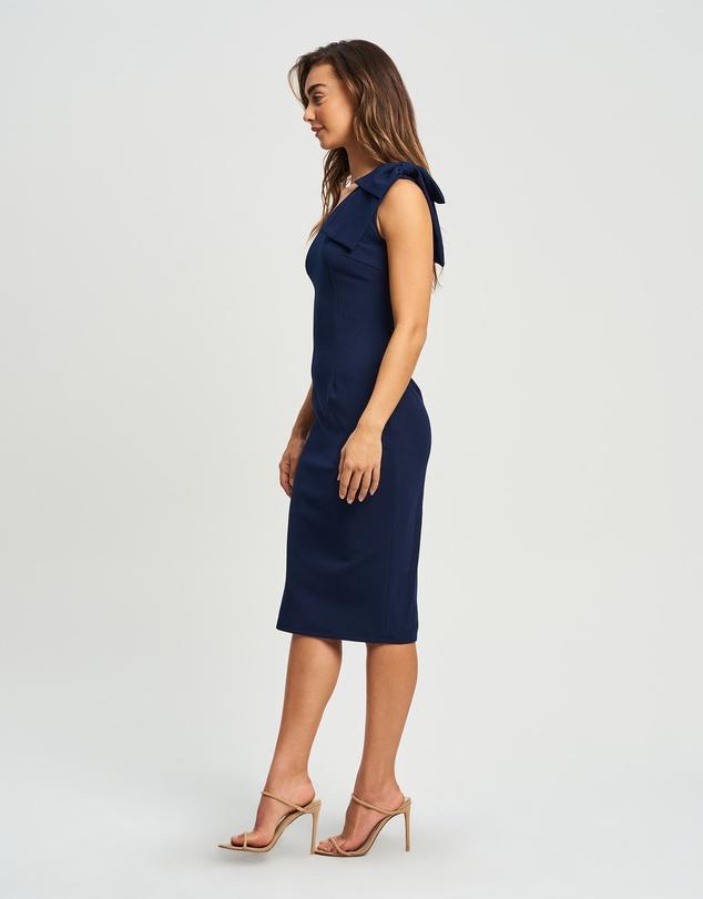 Women Hudson Bow Dress