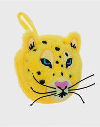 Sunnylife - Leopard 2-in-1 Travel Pillow - Kids