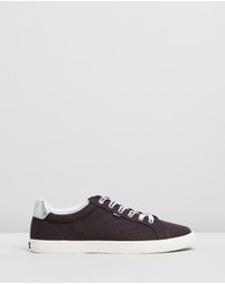 Tommy Hilfiger - Textile Casual Sneakers - Women's