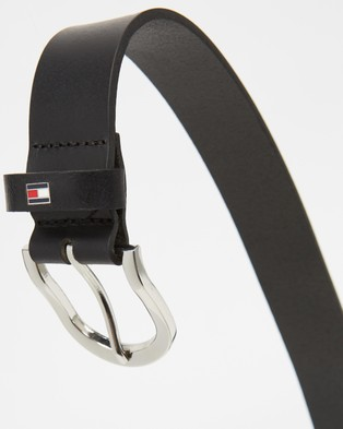 Tommy Hilfiger New Danny Belt - Belts (Masters Black)