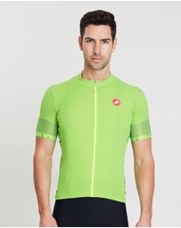 Castelli - Men's Entrata 2 Full Zip Jersey