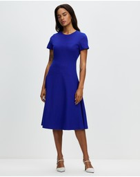 David Lawrence - Camilla Wool Dress