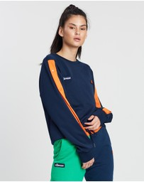 Ellesse - Abrianna Poly Sweat
