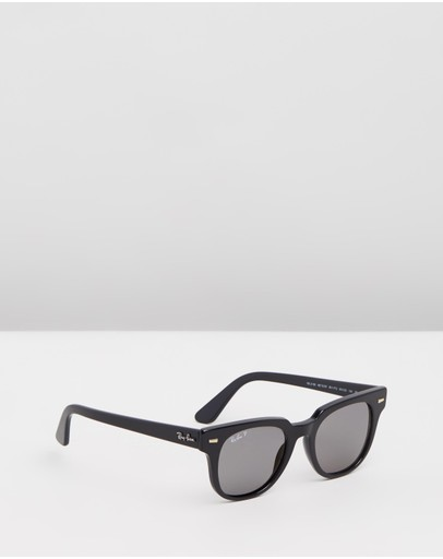 Ray-ban Meteor Polarised Rb2168 Black