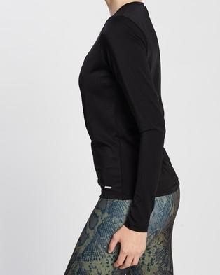 Aim'n - Air Long Sleeve T-Shirts (Black)