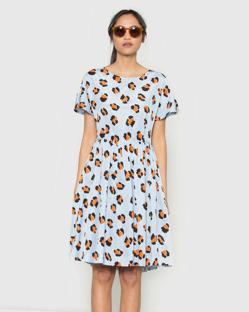 Gorman Multi Leopardess Dress