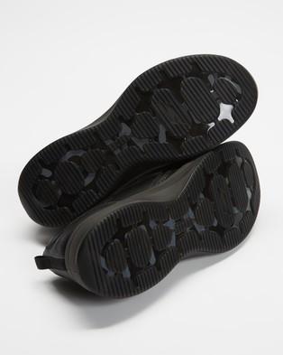 Skechers Go Walk Steady   Women's - Lifestyle Sneakers (Black & Black)