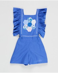 Coco & Ginger - Kallisto Playsuit - Kids-Teen