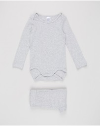 Bonds Baby - Everyday Long Sleeve Suit Set - Babies