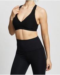 Beyond Yoga - Spacedye Lift Your Spirits Bra