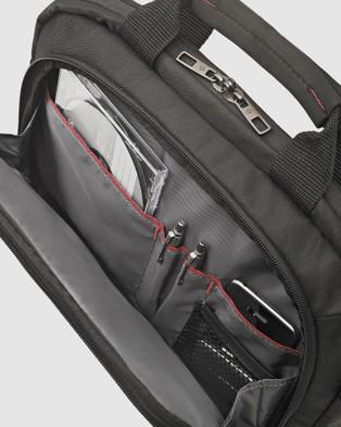 Samsonite Business GuardIT Small Laptop Briefcase - Bags (Black)