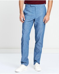 Polo Ralph Lauren - Garment Wash Chambray Trousers