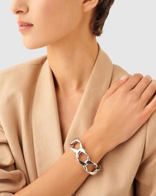 Oroton Aubrey Bracelet - Jewellery (Silver)
