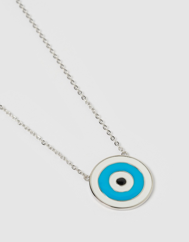 Women Talisman Evil Eye Necklace