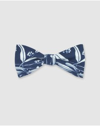 Peggy and Finn - Natives Bow Tie