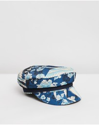 Scotch R'belle - All-Over Printed Captain Hat - Kids