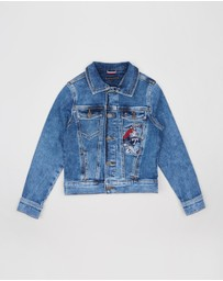 Tommy Hilfiger - Mascot Denim Jacket - Teens