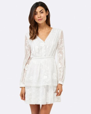 Forever New – Marcie Embroidered Dress
