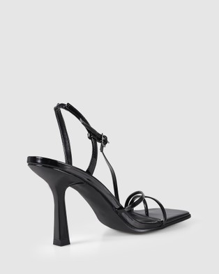 Verali Loni - Mid-low heels (Black)