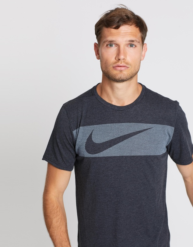 Nike - Dri-FIT Breathe Graphic Men's Short-Sleeve Training Top