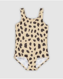 Huxbaby - Animal Spot Swimsuit - Kids