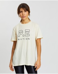 P.E Nation - Heads Up Tee