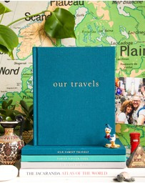 Write to Me - Our Travels Journal