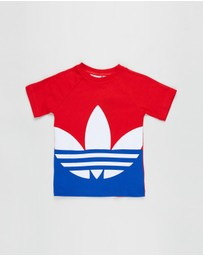 adidas Originals - Big Trefoil Tee - Kids