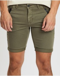 St Goliath - Bad Man Fix Waist Shorts