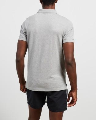 Ellesse Montura Polo Shirt - Shirts & Polos (Grey Marle)