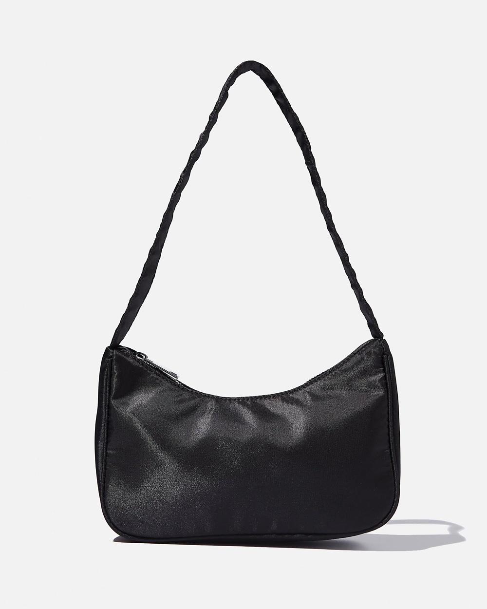 Rubi Nadia Underarm Bag Handbags Black