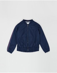 Tommy Hilfiger - Essential Tommy Tape Jacket - Teens
