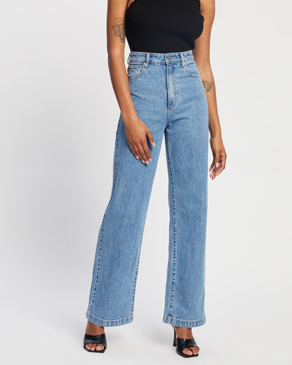 Abrand A '94 High Wide Jeans High-Waisted Debbie