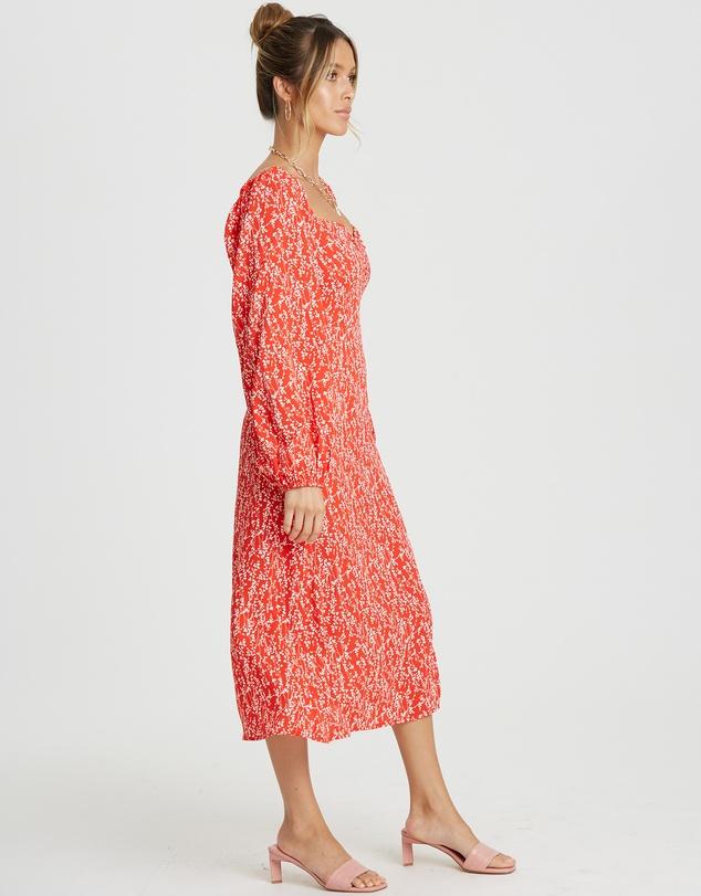 Women Ivanca Midi Dress
