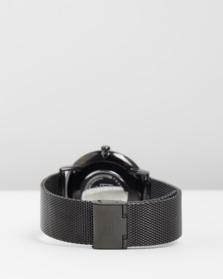 Tommy Hilfiger James - Watches (All Black)
