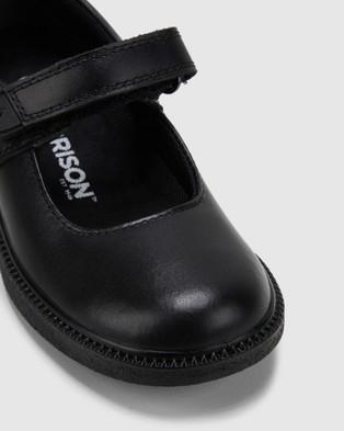 Harrison Robin School Shoes - Flats (Black)