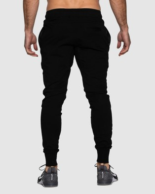 Muscle Republic Prime Trackpants - Track Pants (Black)