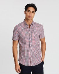 Ben Sherman - SS House Check Shirt